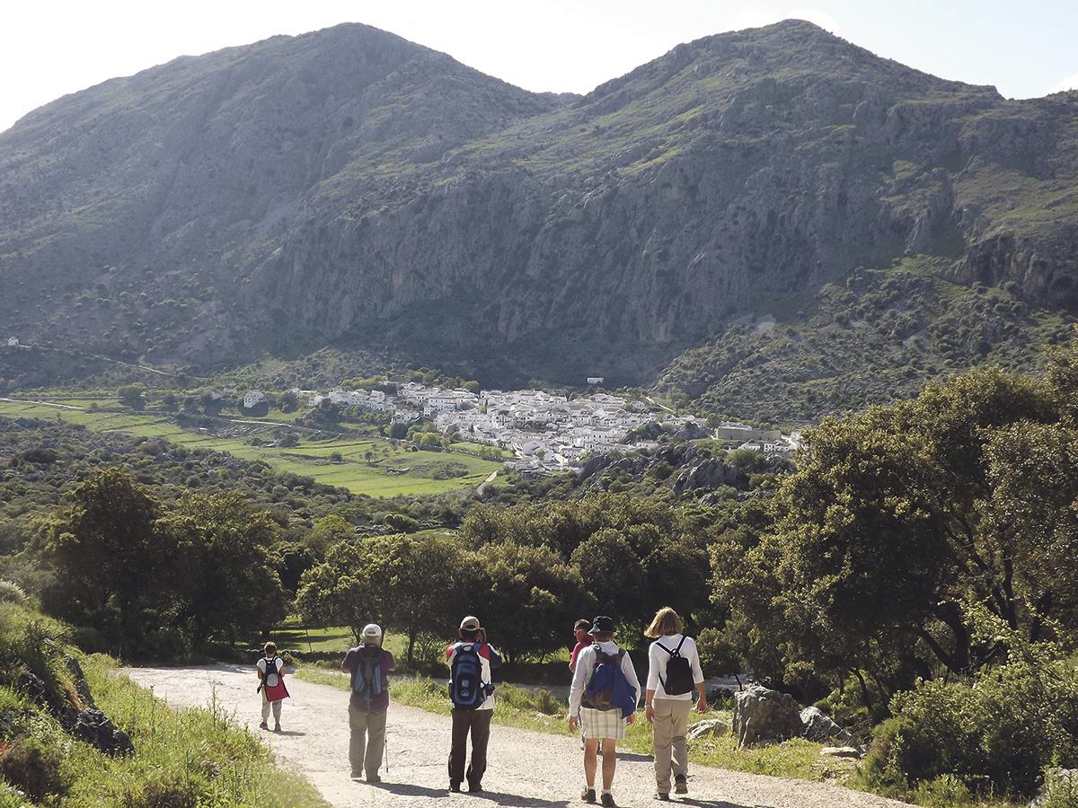 El Gobierno aprueba la propuesta inicial para declarar el nuevo Parque Nacional de la Sierra de las Nieves