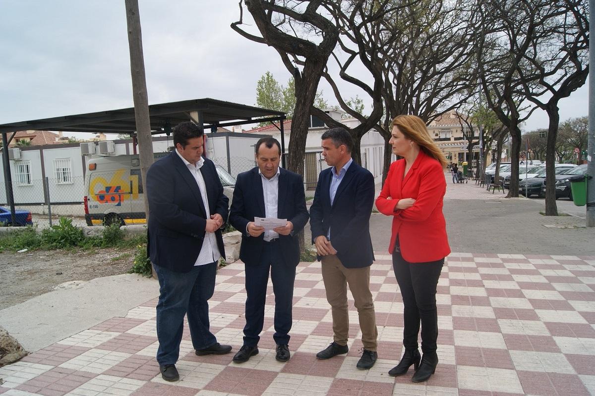Firmada la resolución de adjudicación de la ejecución de la obra de construcción del centro de salud de San Pedro Alcántara, opinión de PSOE