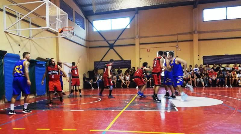 Destacado triunfo del equipo senior masculino del Linces Baloncesto ante el CD Puerta Oscura