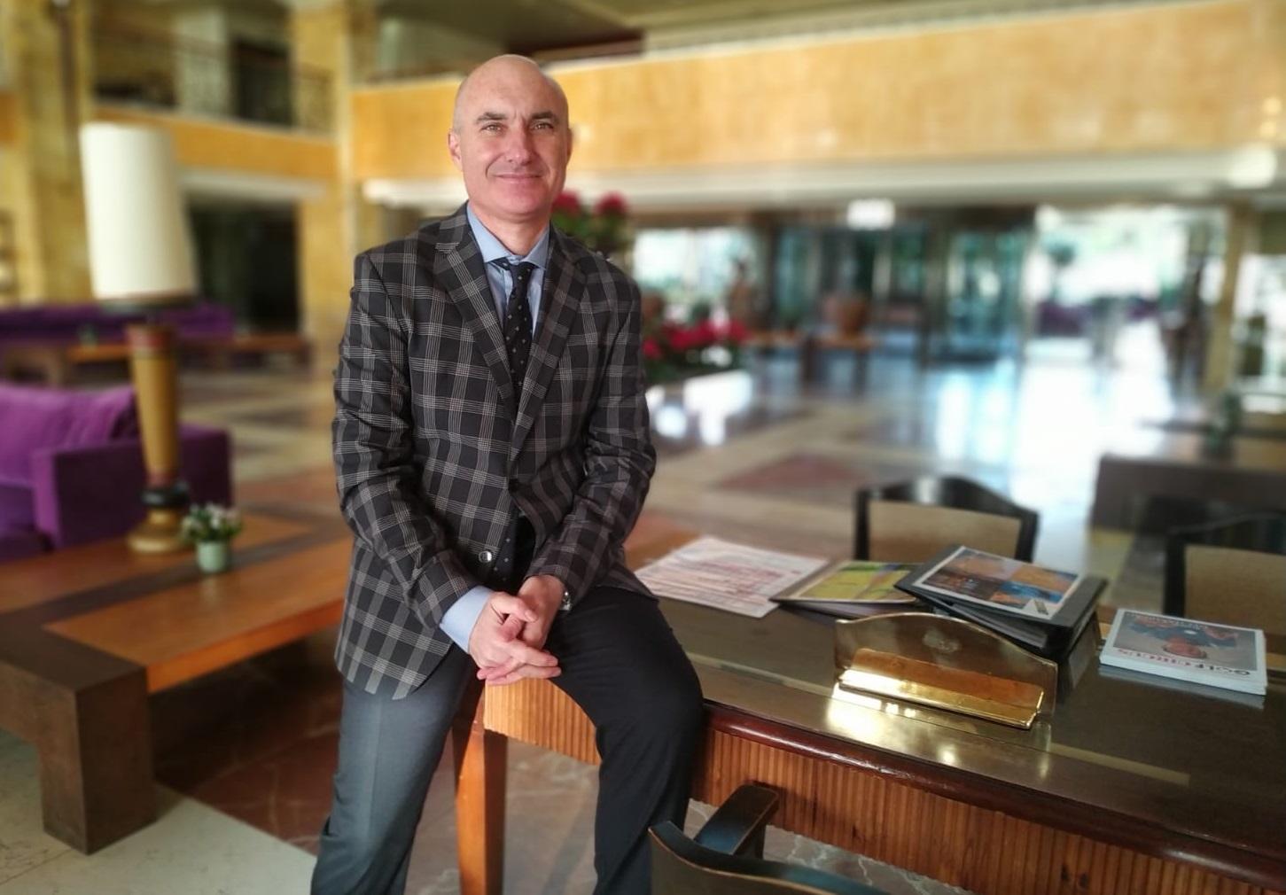 Miguel Escarcena es nombrado presidente del CITE de Estepona
