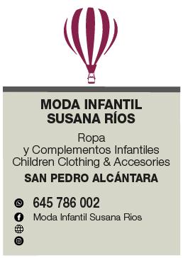 Moda Infantil Susana Ríos