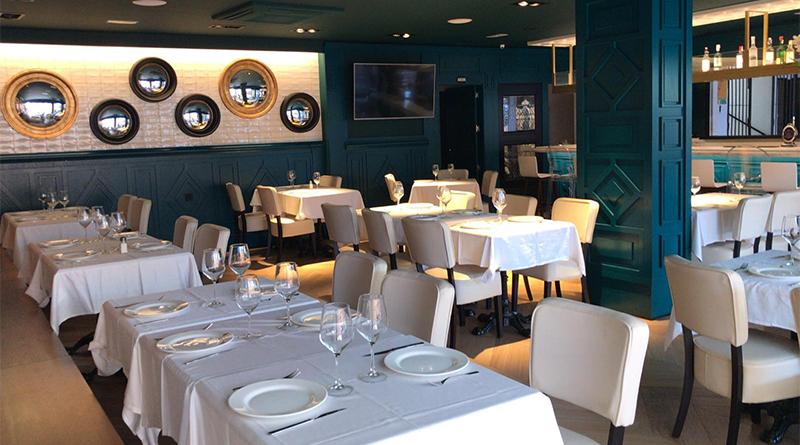 Restaurante Alfredo interior