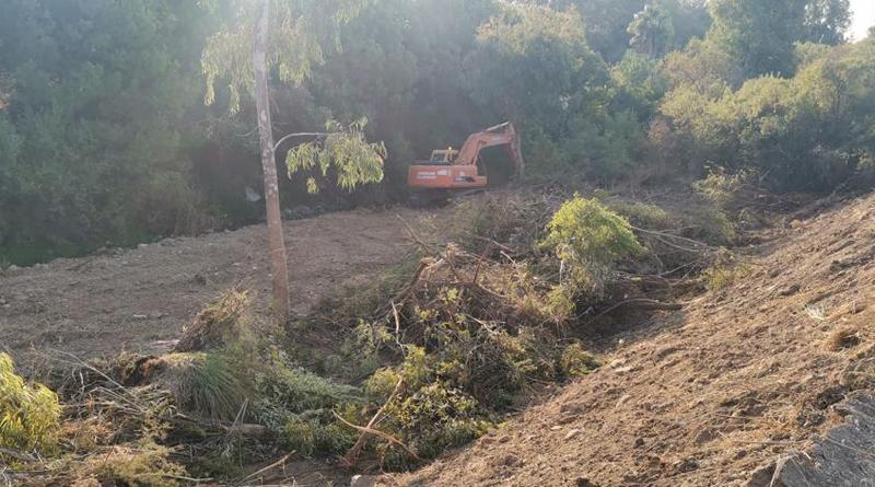 Ecologistas en Acción denuncia la inadecuada limpieza del río Guadaiza