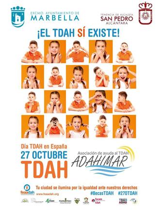La asociación sampedreña ADAHIMAR instalará mesas informativas hoy en el municipio