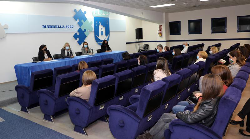 En 2021 más presupuesto para derechos sociales en Marbella