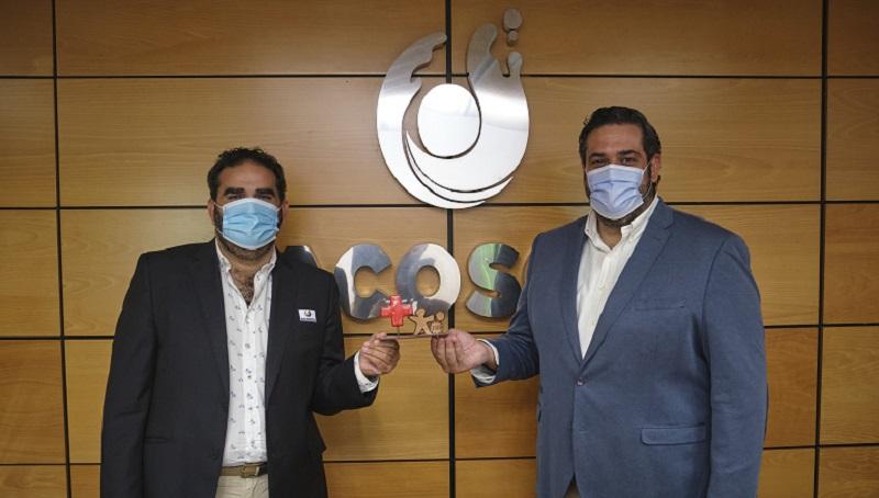 Acosol recibe un premio de Cruz Roja