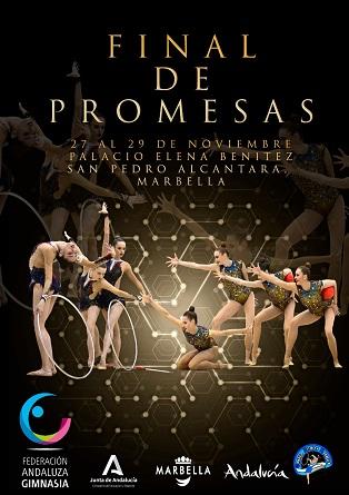 Gran evento de gimnasia rítmica en San Pedro Alcántara
