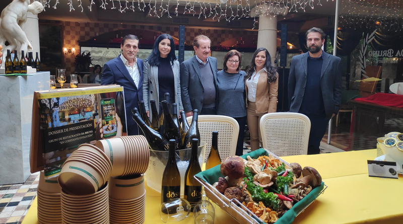 Grupo Da Bruno amplía su oferta gastronómica