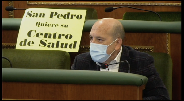 Opción Sampedreña vota a favor de los presupuestos por las personas más necesitadas