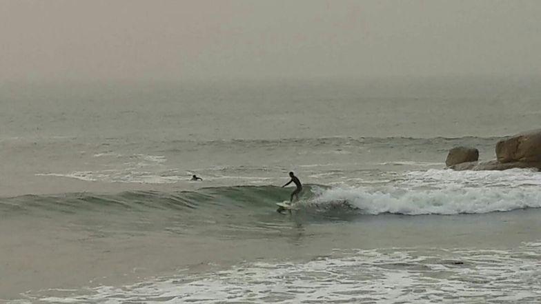 Corre peligro el surf en San Pedro