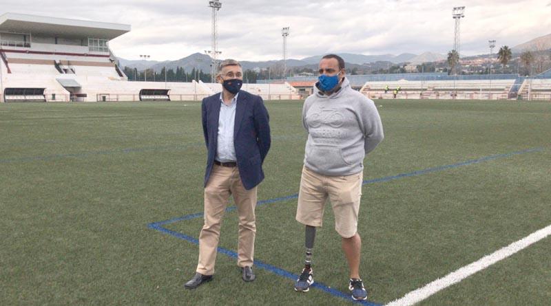 Se presenta la renovación integral del Estadio Municipal de San Pedro Antonio Naranjo