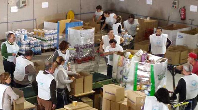 La campaña solidaria de Acosol ha distribuido más de 9.000 entre varias ONG's de la comarca