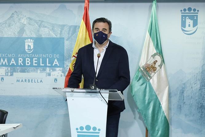 Licencias urbanísticas para una inversión de 27 millones en Marbella