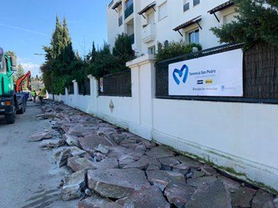 Apuesta por revitalizar las urbanizaciones de San Pedro con mejoras que garantizan la Seguridad Vial