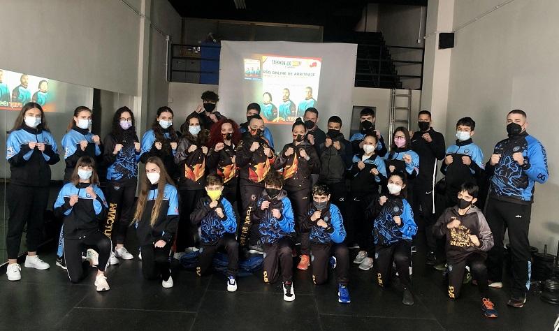 Club Invictus impulsa a 25 alumnos a ser como jueces de Taekwon-Do ITF