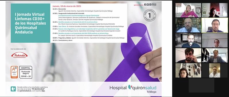 El 90 por ciento de los linfomas se pueden curar con un diagnostico precoz