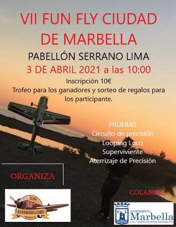 Este sabado el VII Fun Fly Ciudad de Marbella de aeromodelismo