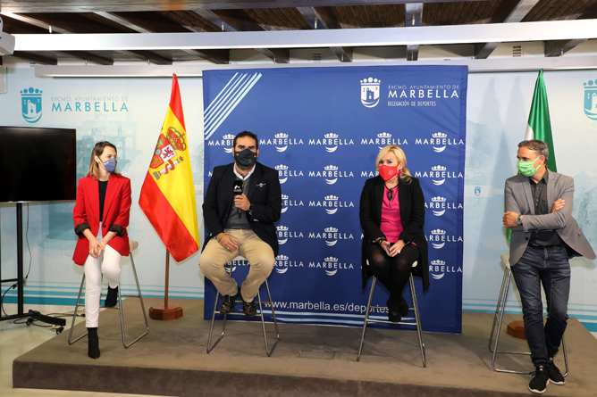 La seleccion española femenina de futbol en nuestra ciudad