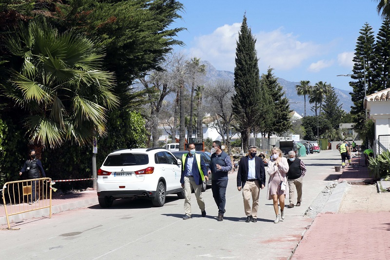 Mejora de la movilidad y la seguridad vial en urbanizaciones de San Pedro