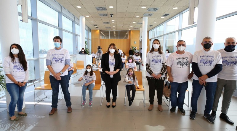 Campaña de concienciacion en colegios sobre donacion de medula osea