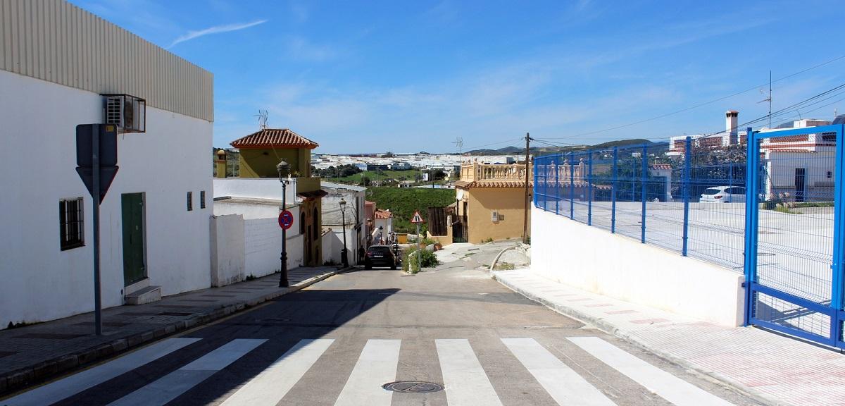 Estepona ensanchará la Calle Juan Benítez para mejorar el tráfico