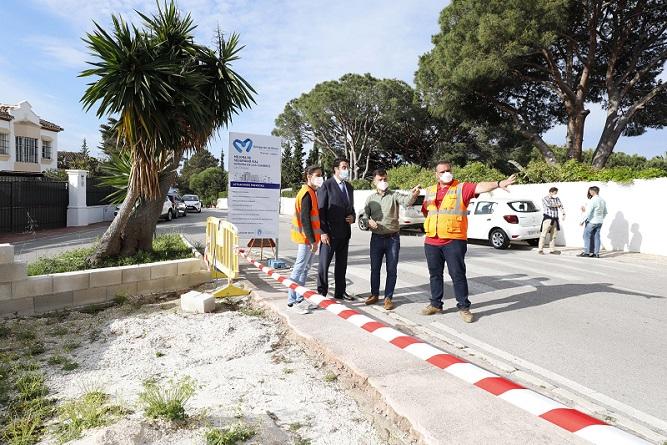 Reordenacion en Poligono de San Pedro con 322 plazas de aparcamiento