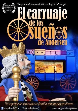 EL CARRUAJE DE LOS SUEÑOS DE ANDERSEN