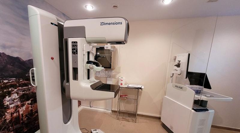 Mamografo