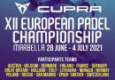 Campeonato Europa Padel Marbella