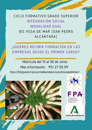 Ciclo Formativo Integracion Social