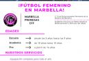 Marbella Futbol Femenino