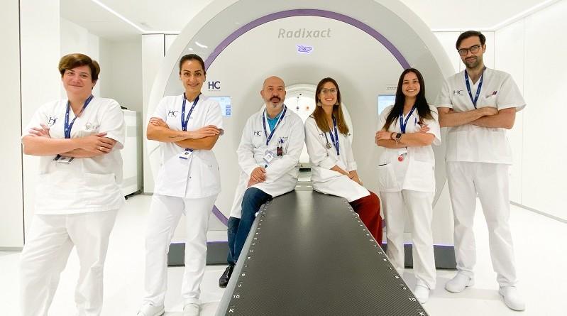 HC Cancer Center